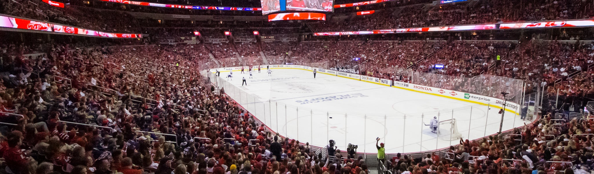 Seat view from LL Preferred 115 at Capital One Arena