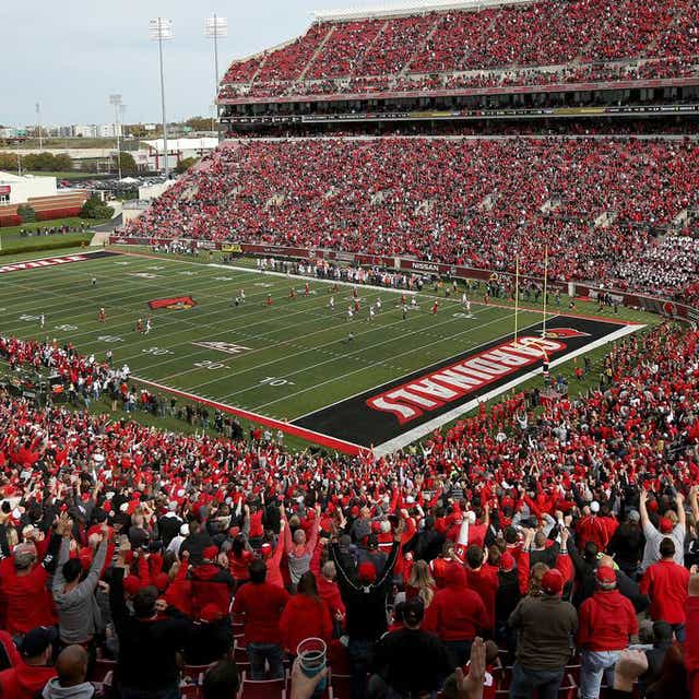 Louisville Football Tickets | Gametime