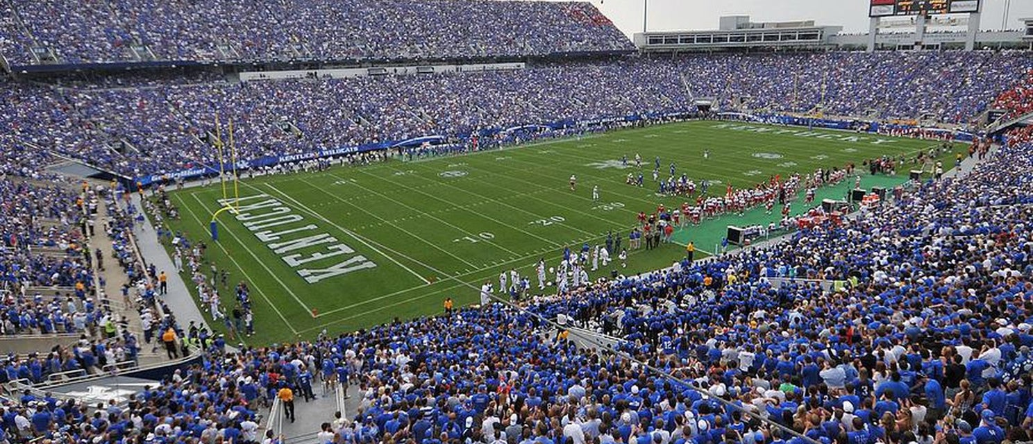 Kentucky Football Vs South Carolina Football Tickets Gametime