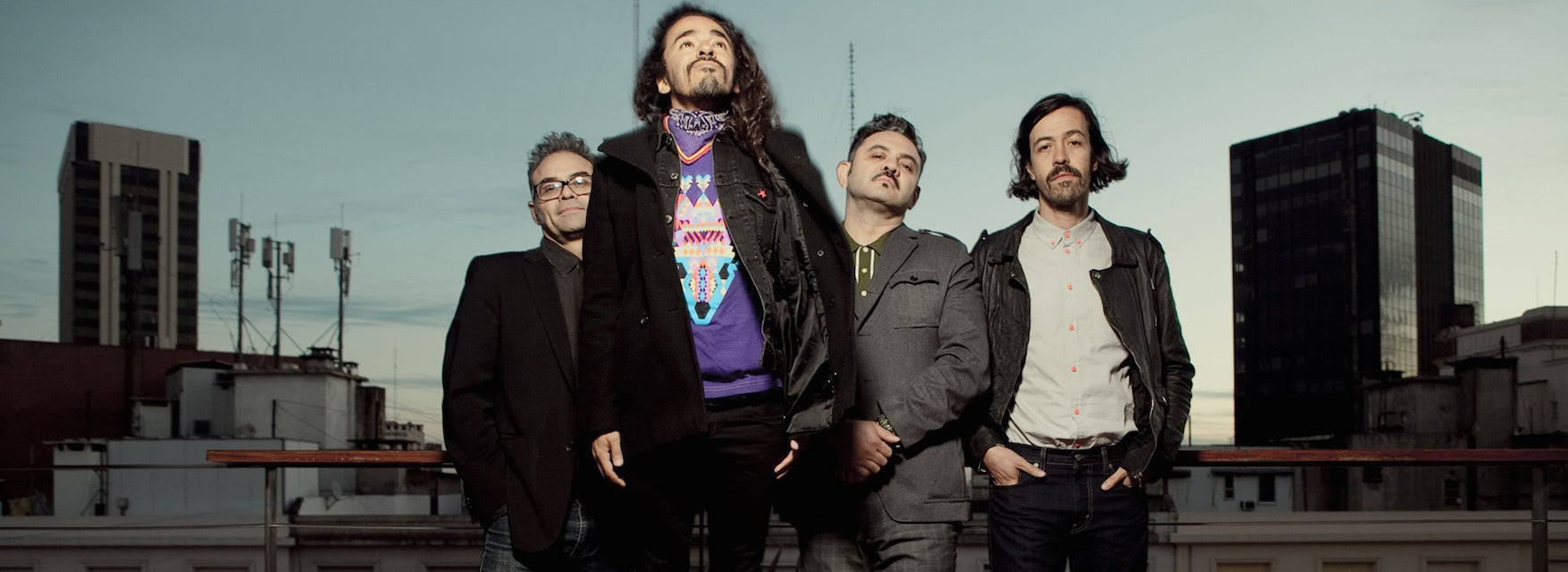 Cafe Tacvba Tickets