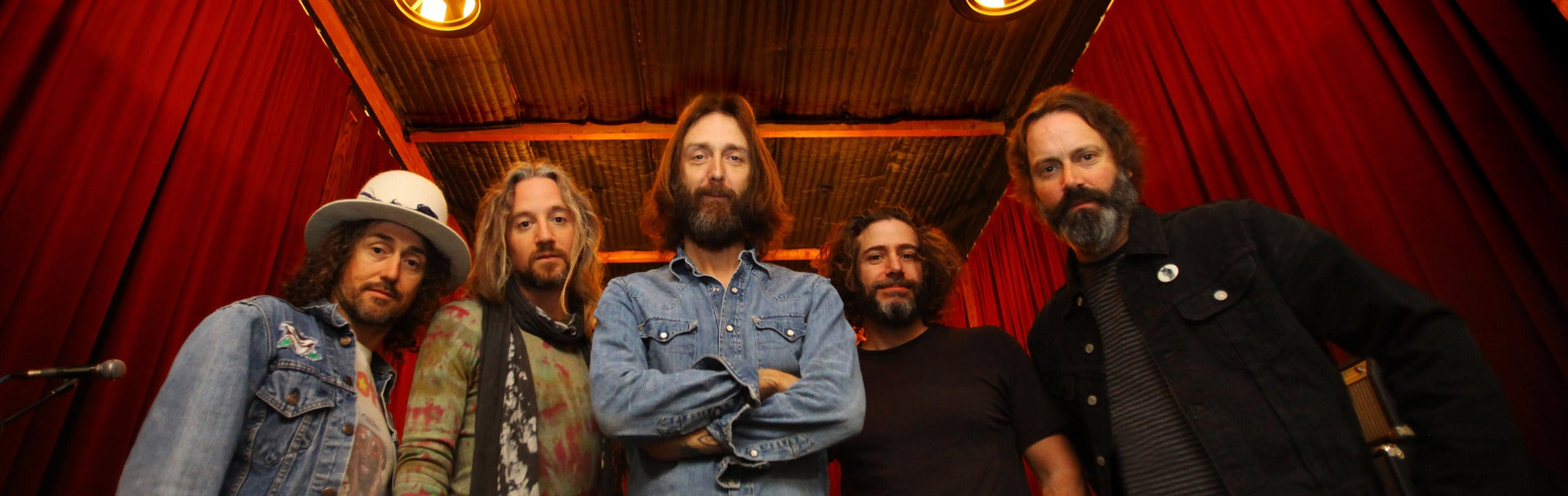 Chris Robinson Brotherhood Tickets