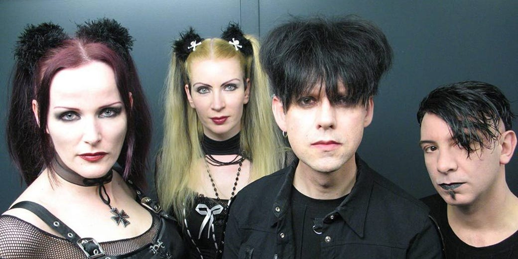 Image result for clan of xymox