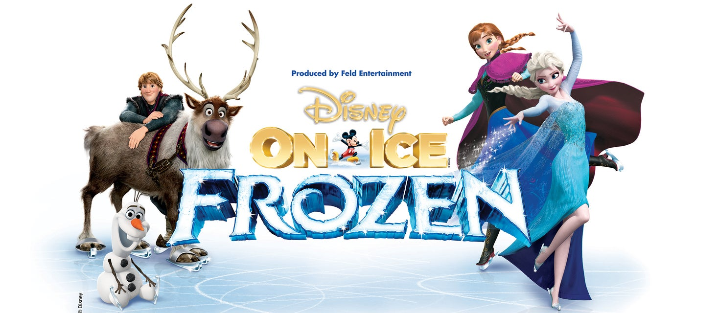 Disney On Ice: Frozen Tickets