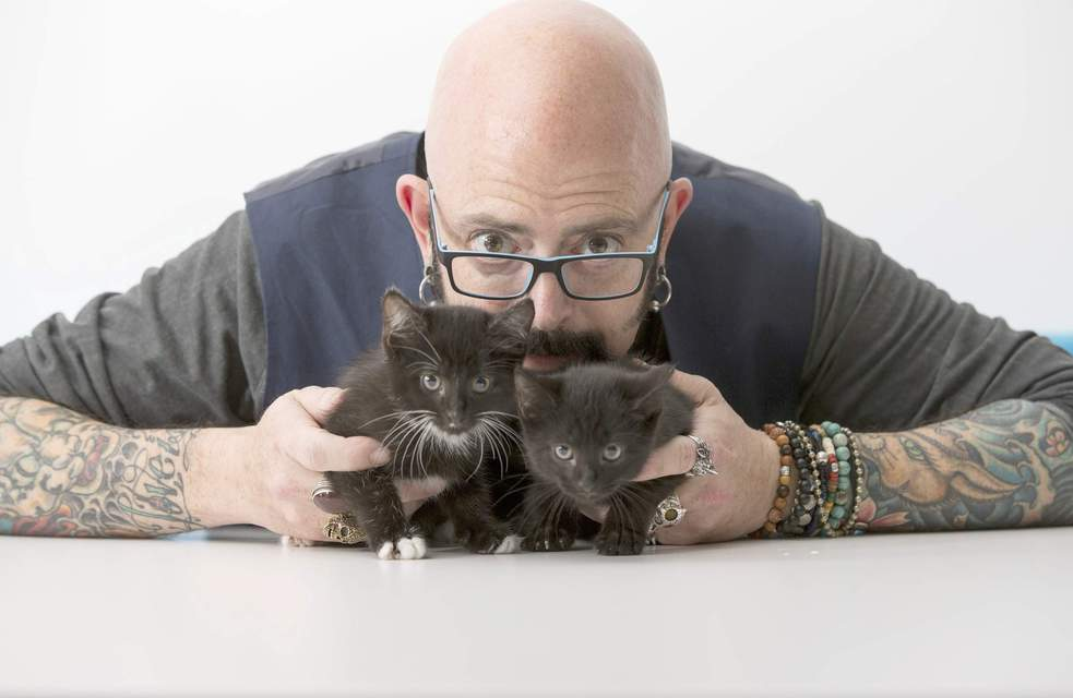 Jackson Galaxy Tickets