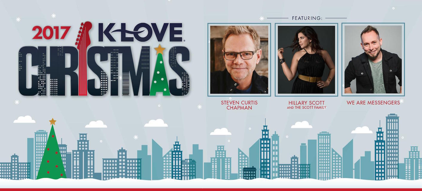 K-Love Christmas Tickets