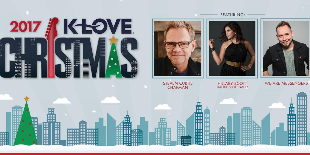 K-Love Christmas Tickets | Gametime