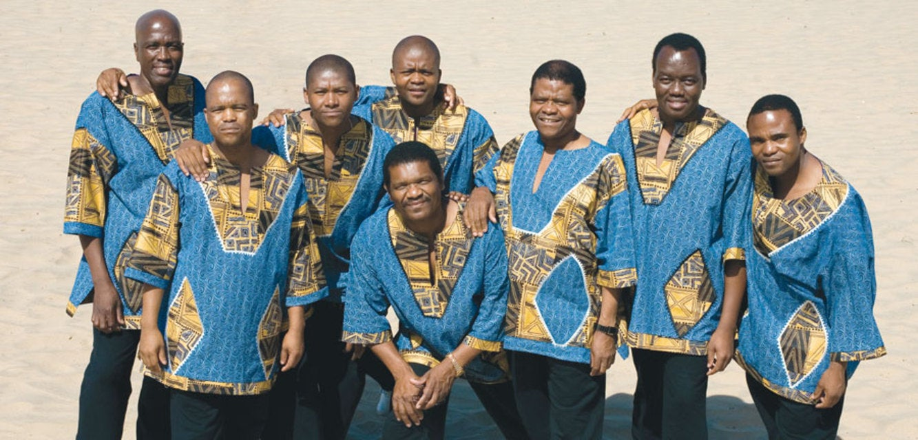 Ladysmith Black Mambazo Tickets