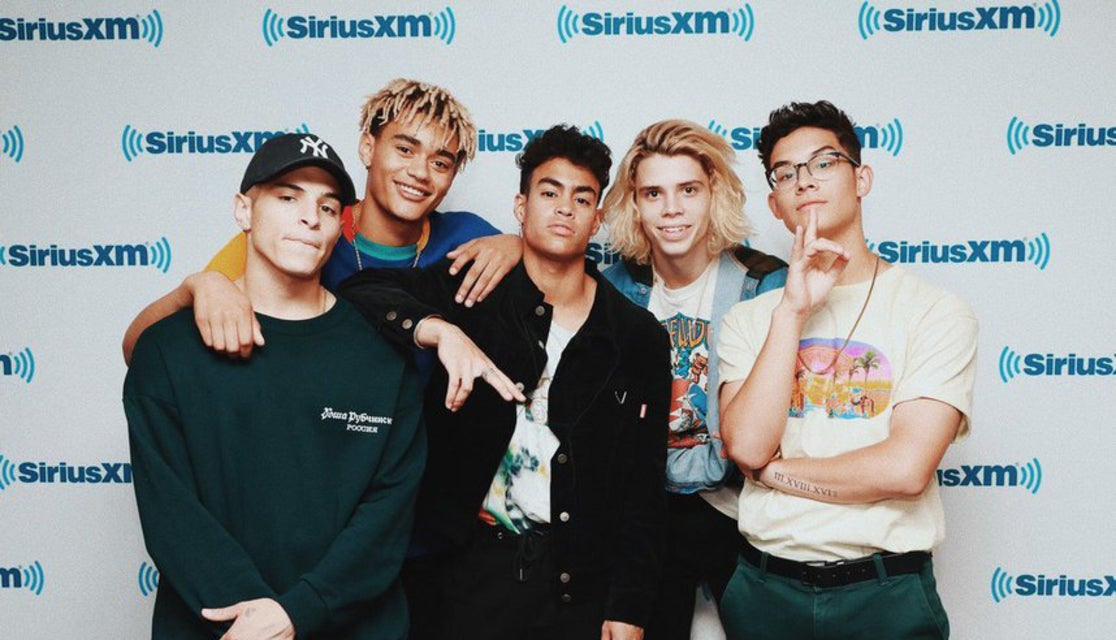 PRETTYMUCH Tickets
