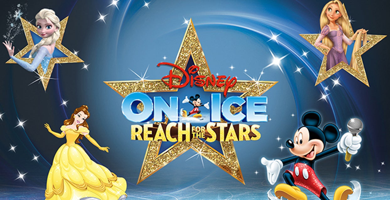 Disney On Ice: Reach for the Stars Tickets