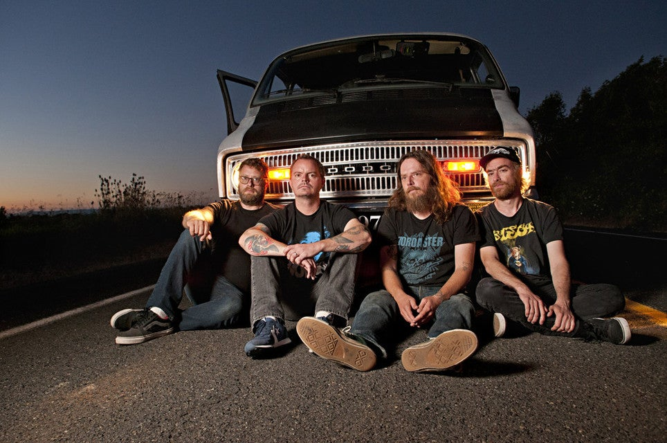 Red Fang Tickets