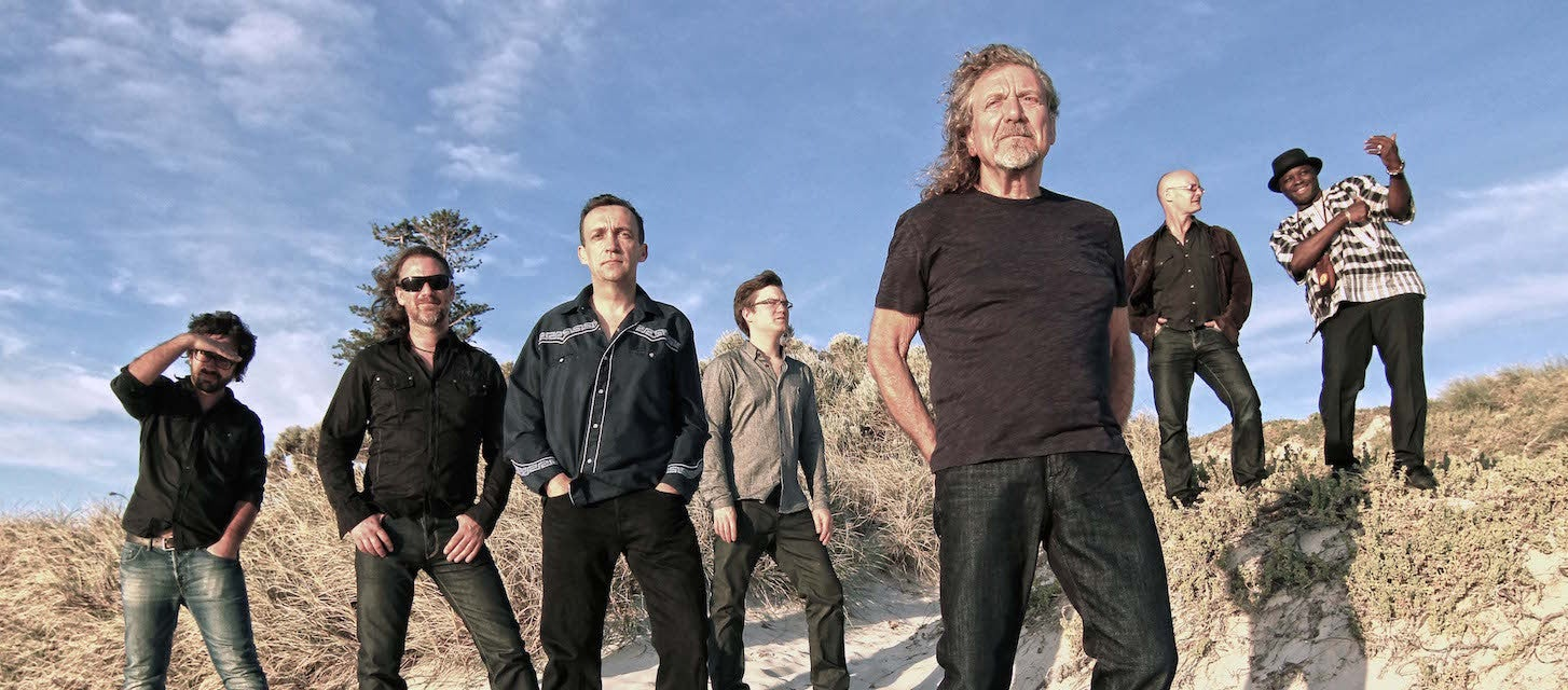 Robert Plant & The Sensational Space Shifters Tickets