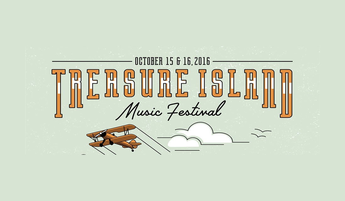 Treasure Island Festival Tickets