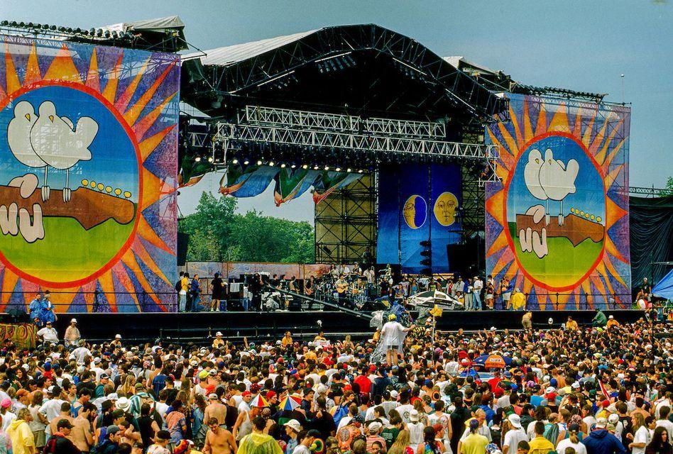 Woodstock 50th Anniversary Festival Tickets