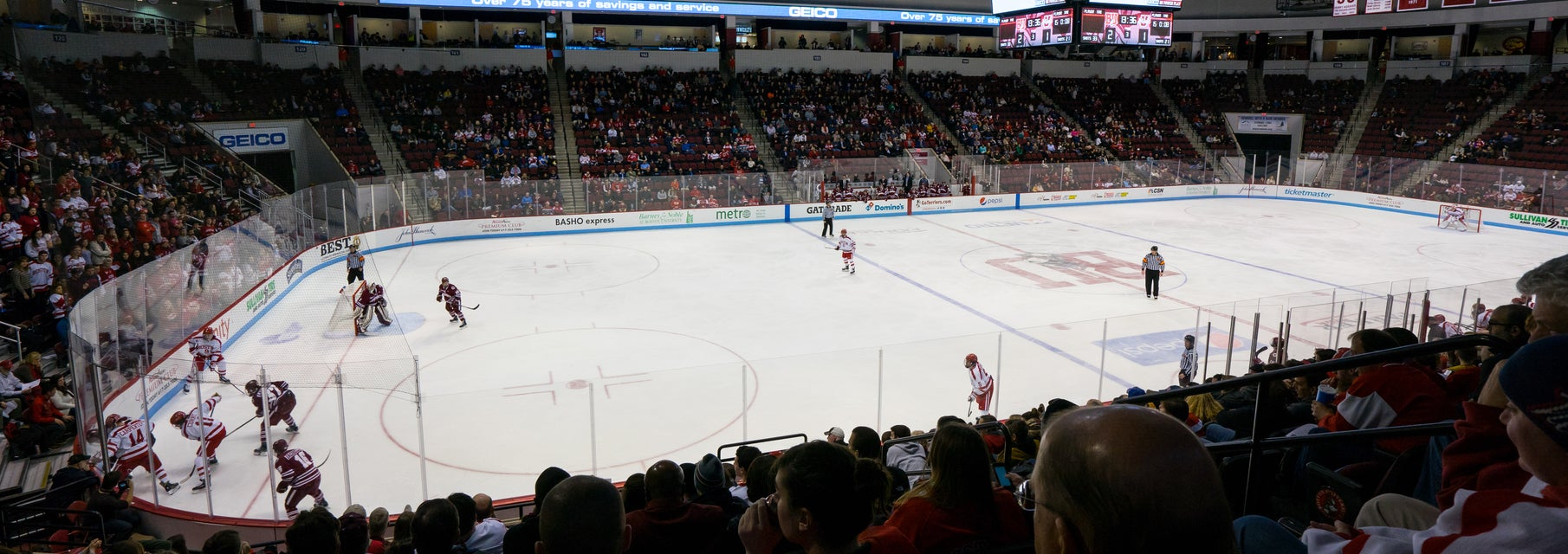 Seat view from Arena