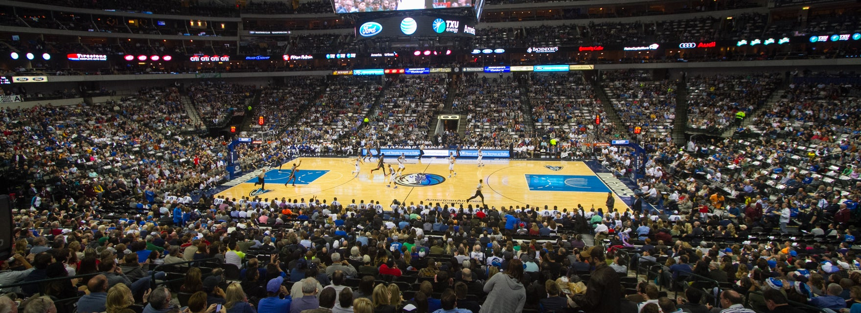 Seat view from Floor