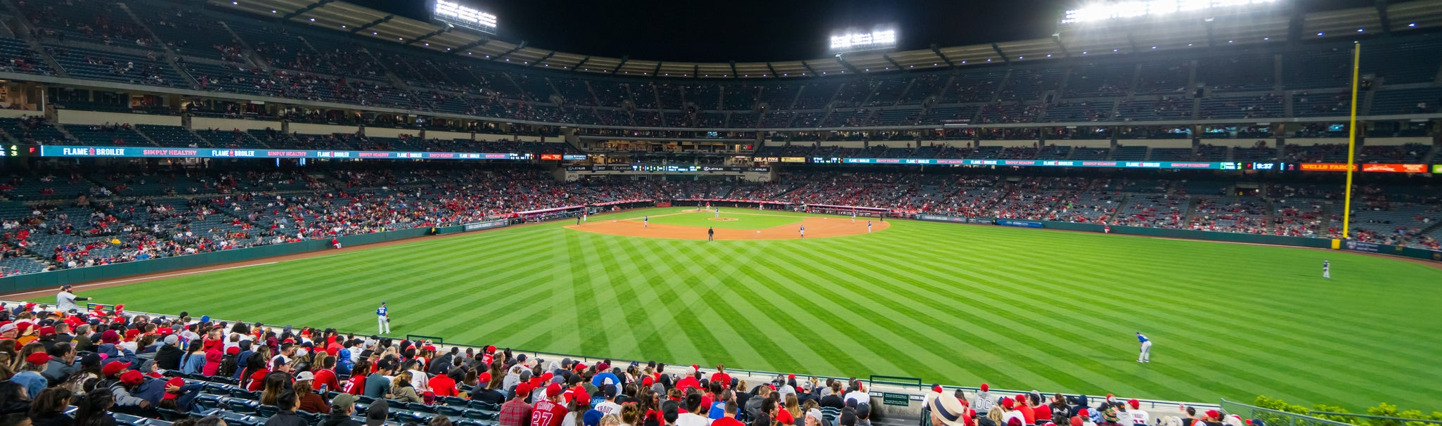 Seat view from Right Field MVP