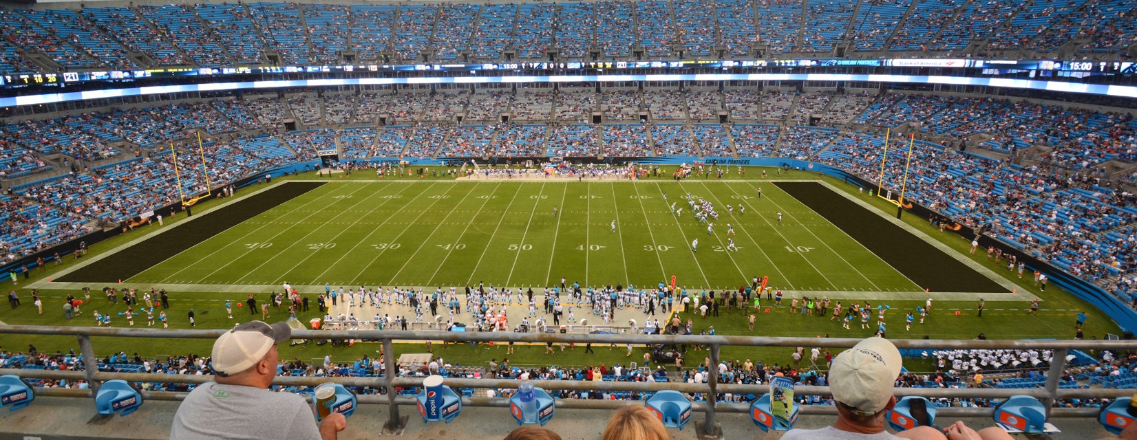 Seat view from Upper Premium