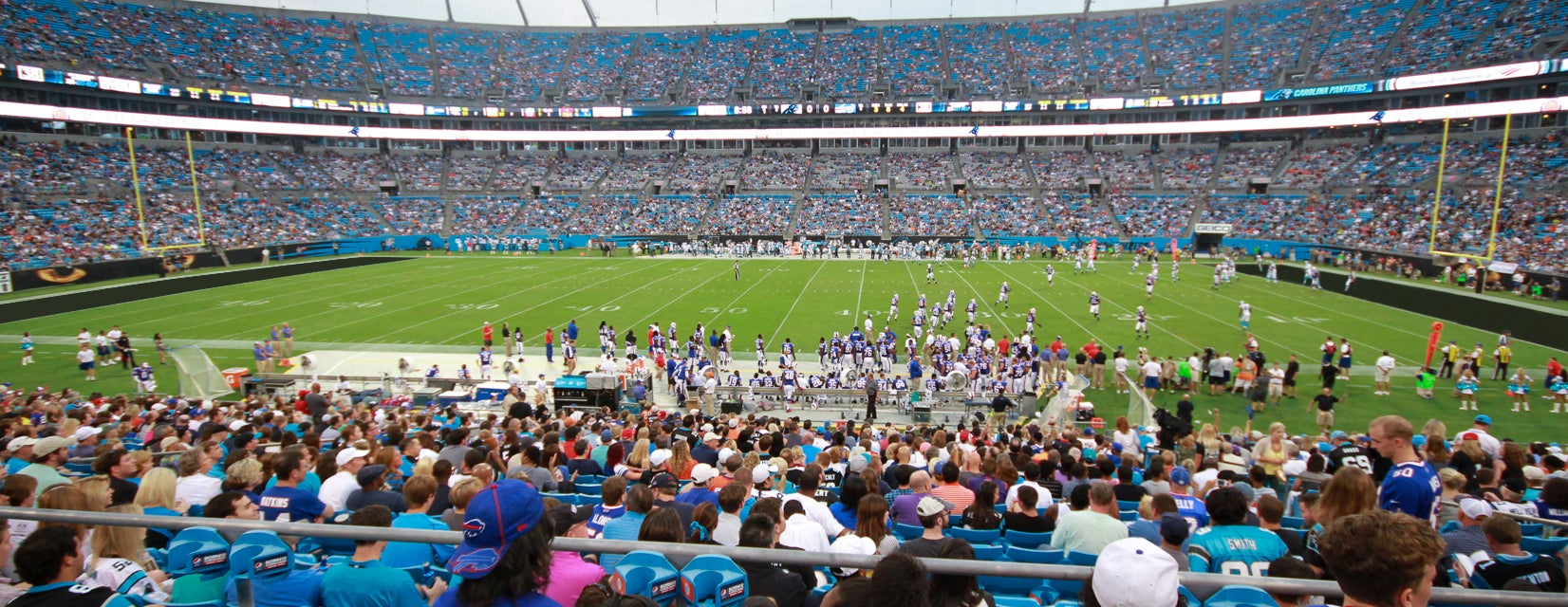 Seat view from Lower Premium