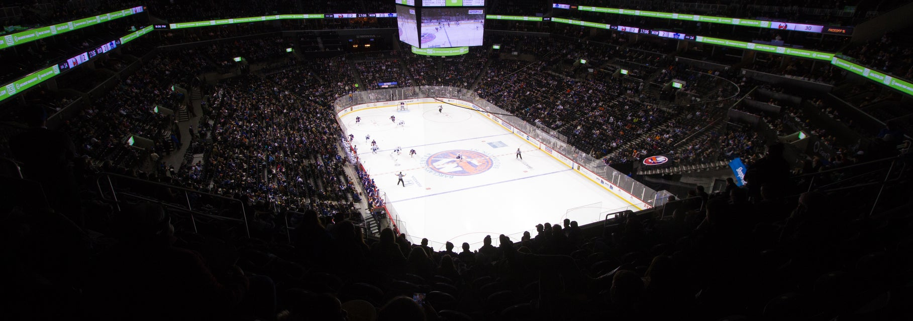 Seat view from Upper End