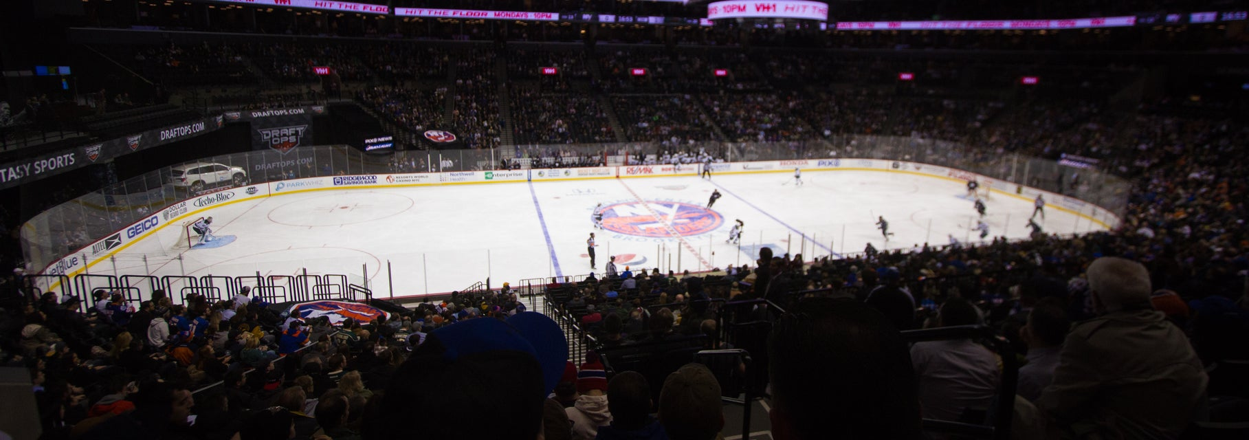 Seat view from Middle Corner
