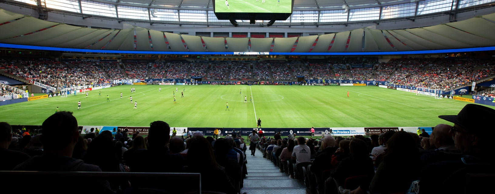 Seat view from South Prime