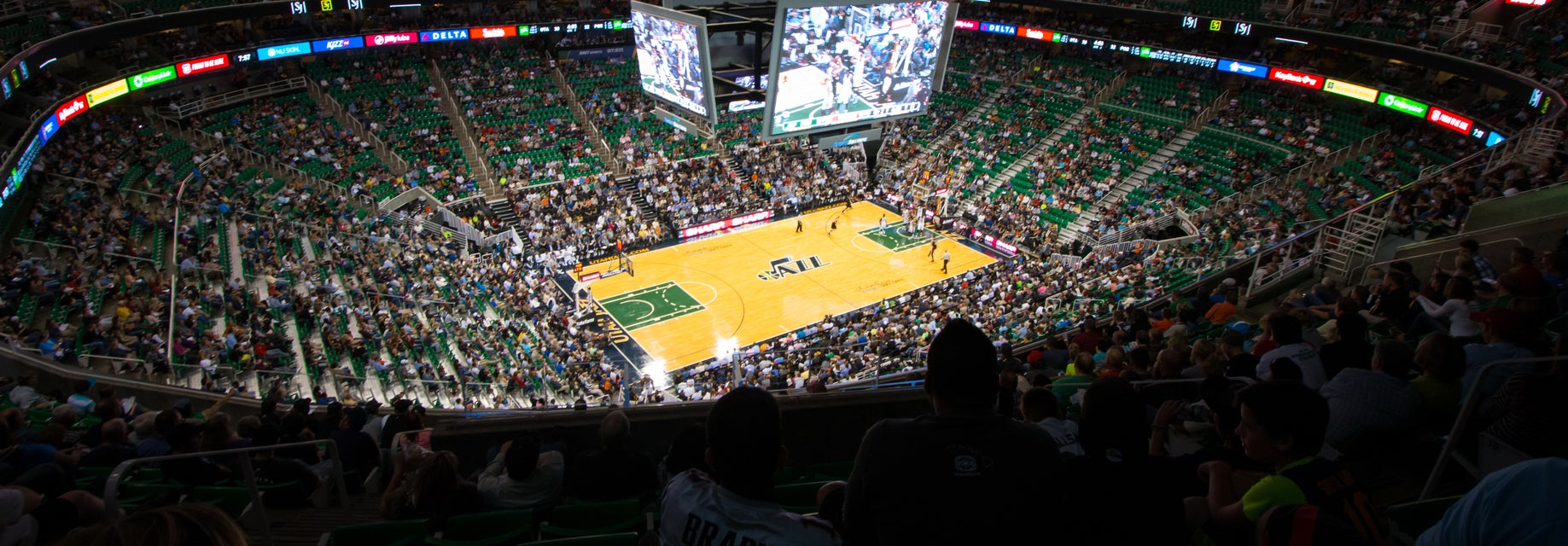 Seat view from Upper Corner