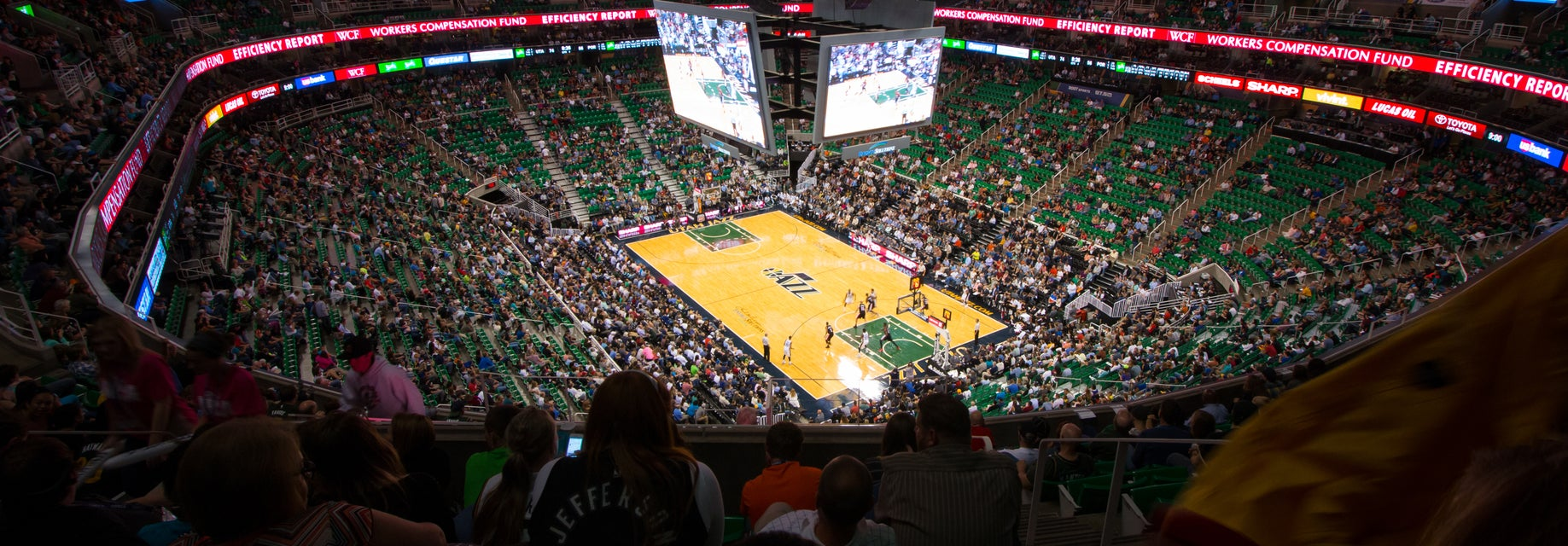Seat view from Upper Bowl Corner