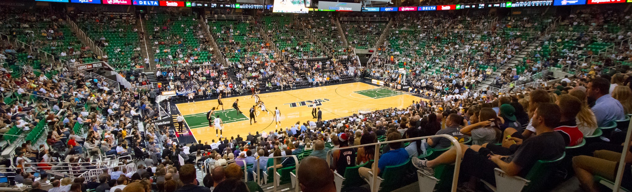 Seat view from Lower Bowl Corner