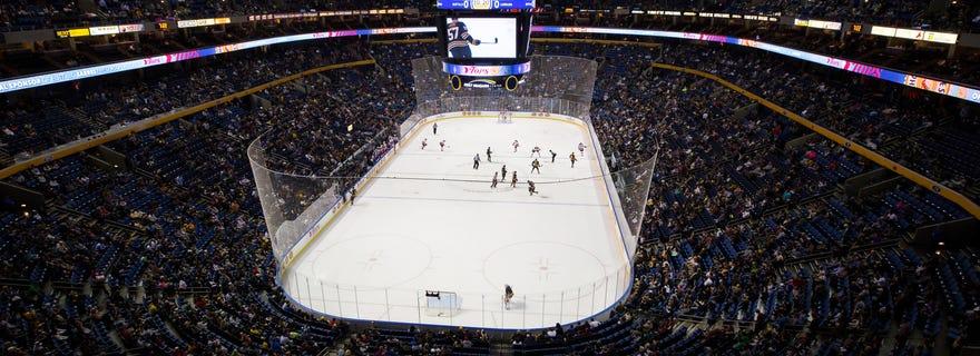 Washington Capitals At Buffalo Sabres At Keybank Center