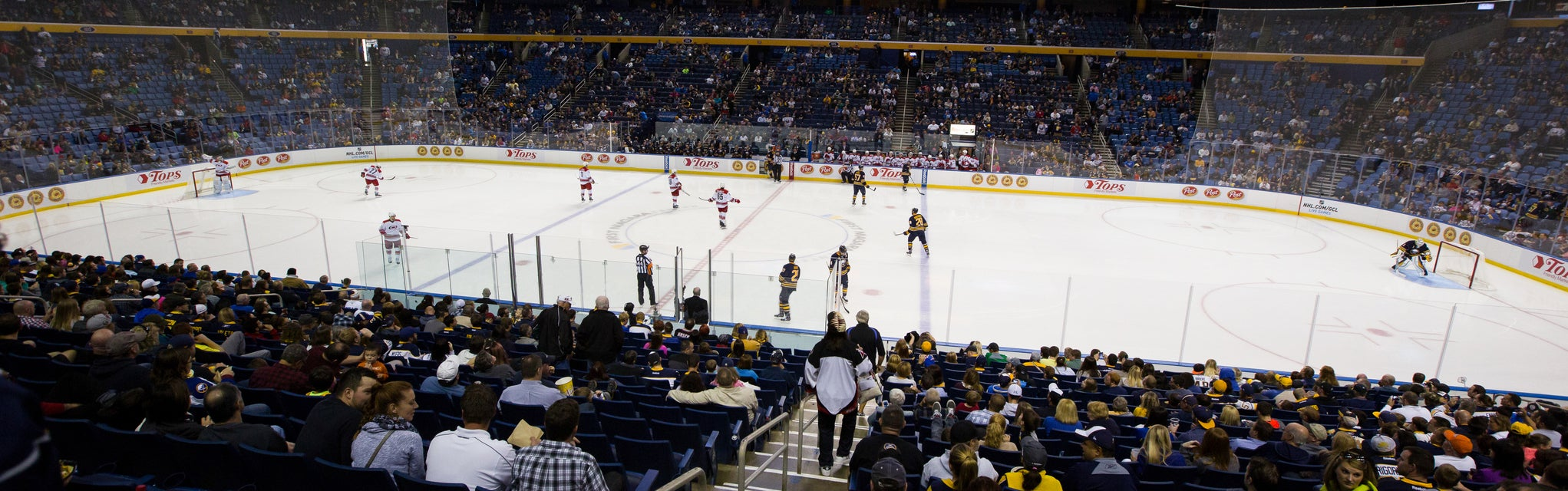 Seat view from Level Preferred