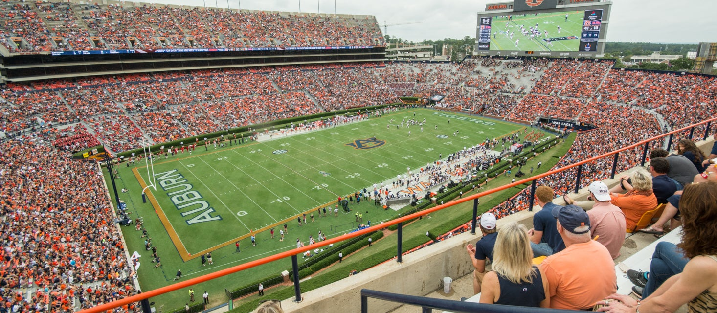 Seat view from Upper West Sideline