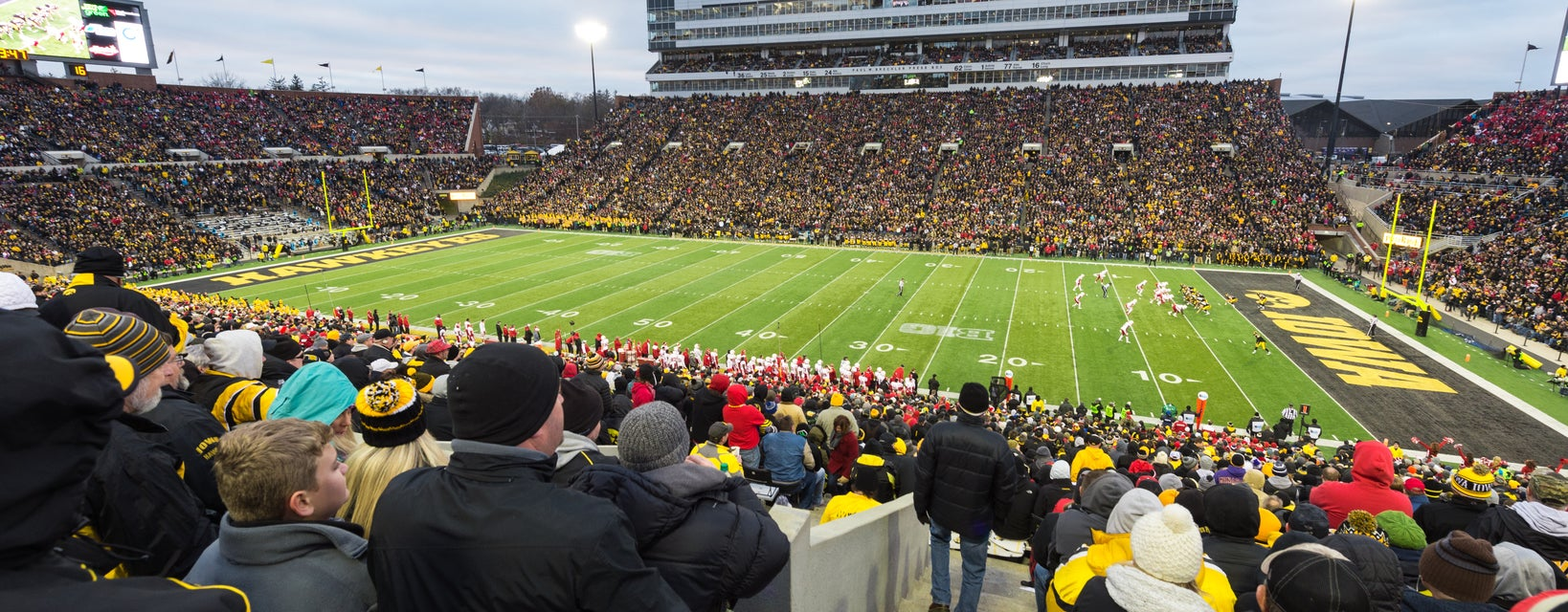 Seat view from Sideline