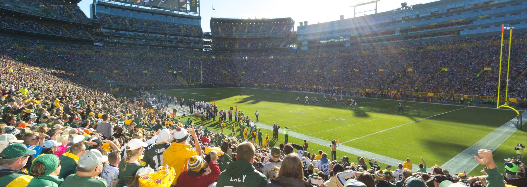 Seat view from Lower Level Corner