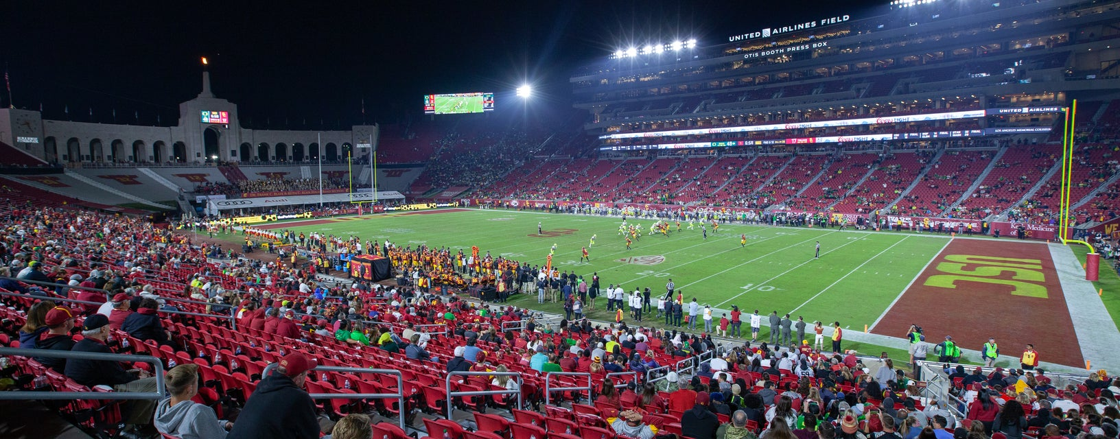 Seat view from Lower