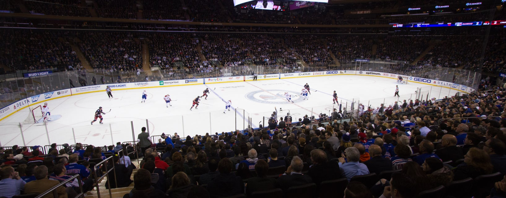 Seat view from Club Gold