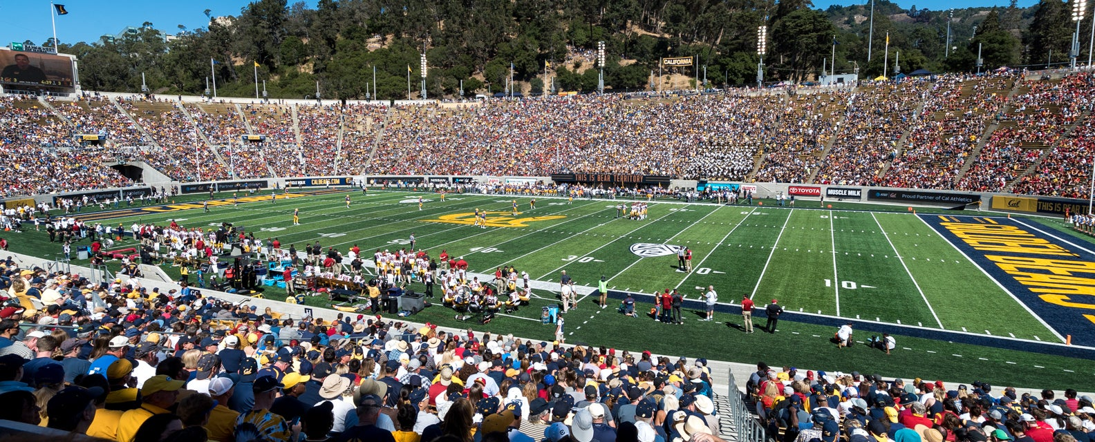 Seat view from Reserved Seating