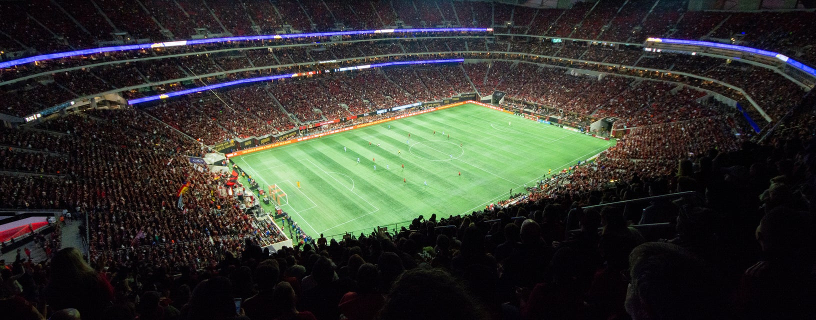 Seat view from Upper