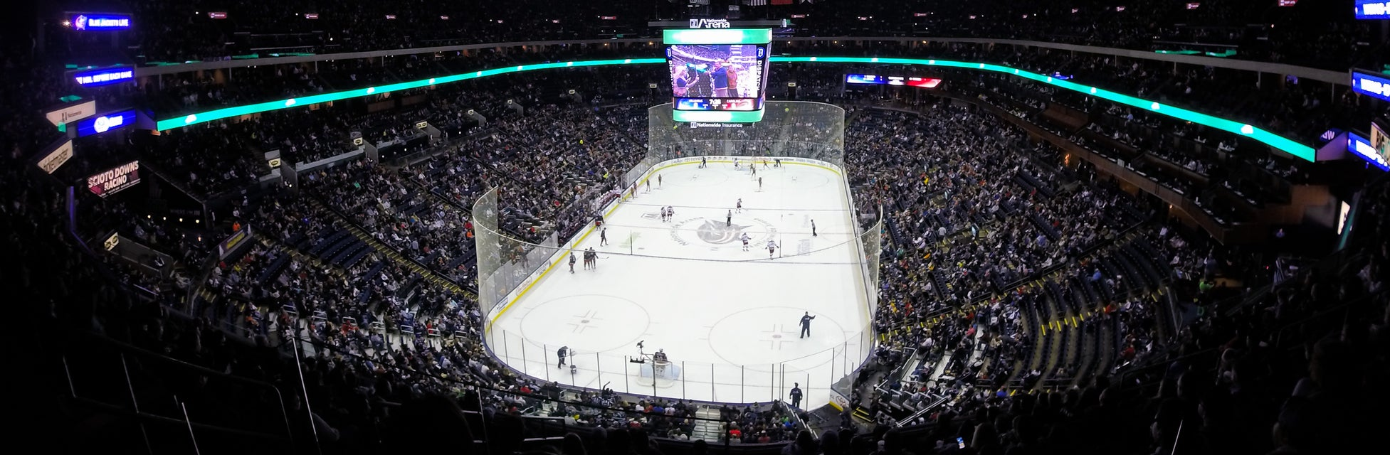 Seat view from Upper Bowl