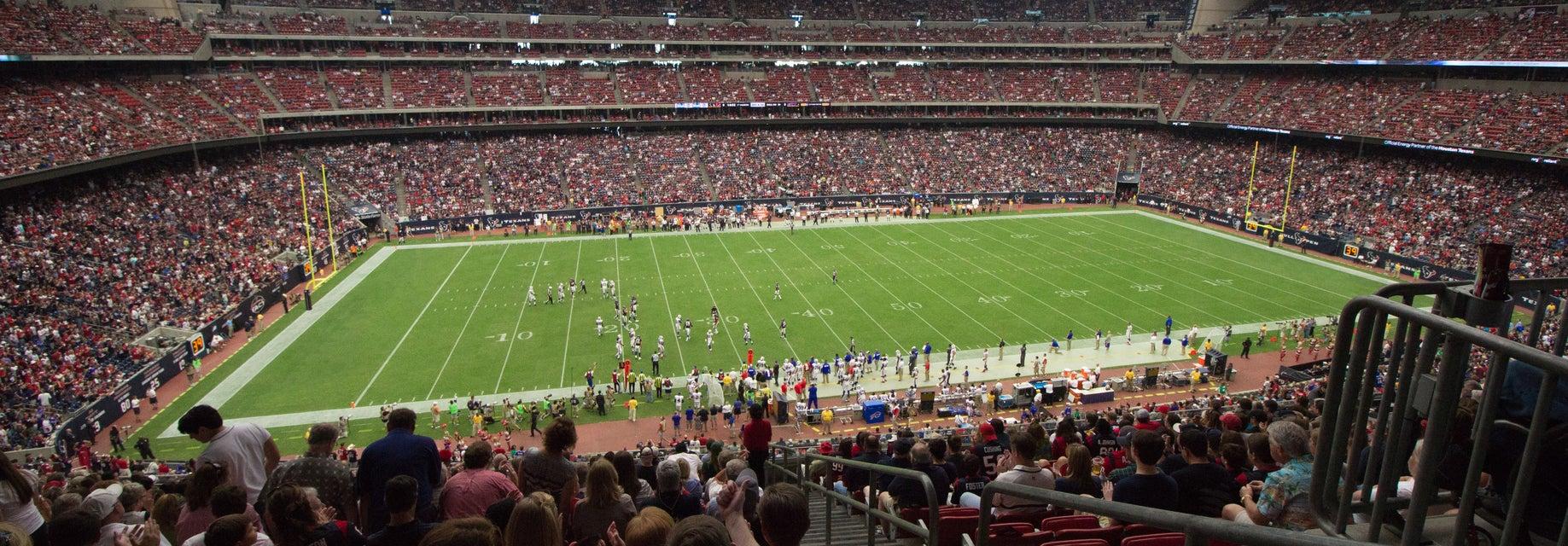Seat view from Verizon Wireless Club I