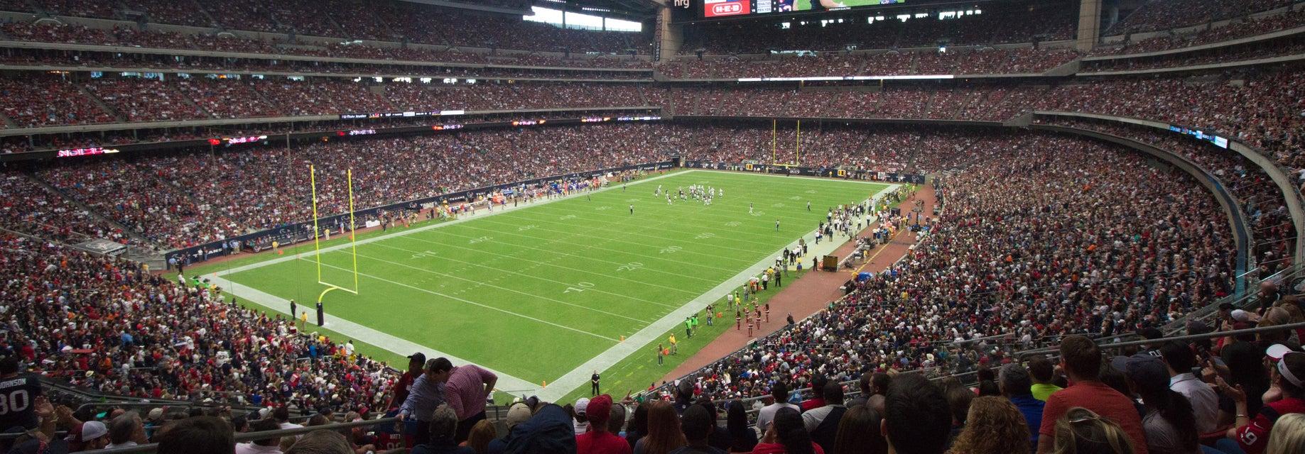 Seat view from Verizon Wireless Club II