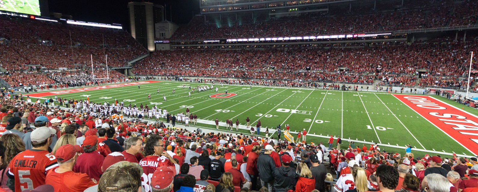 Seat view from Deck