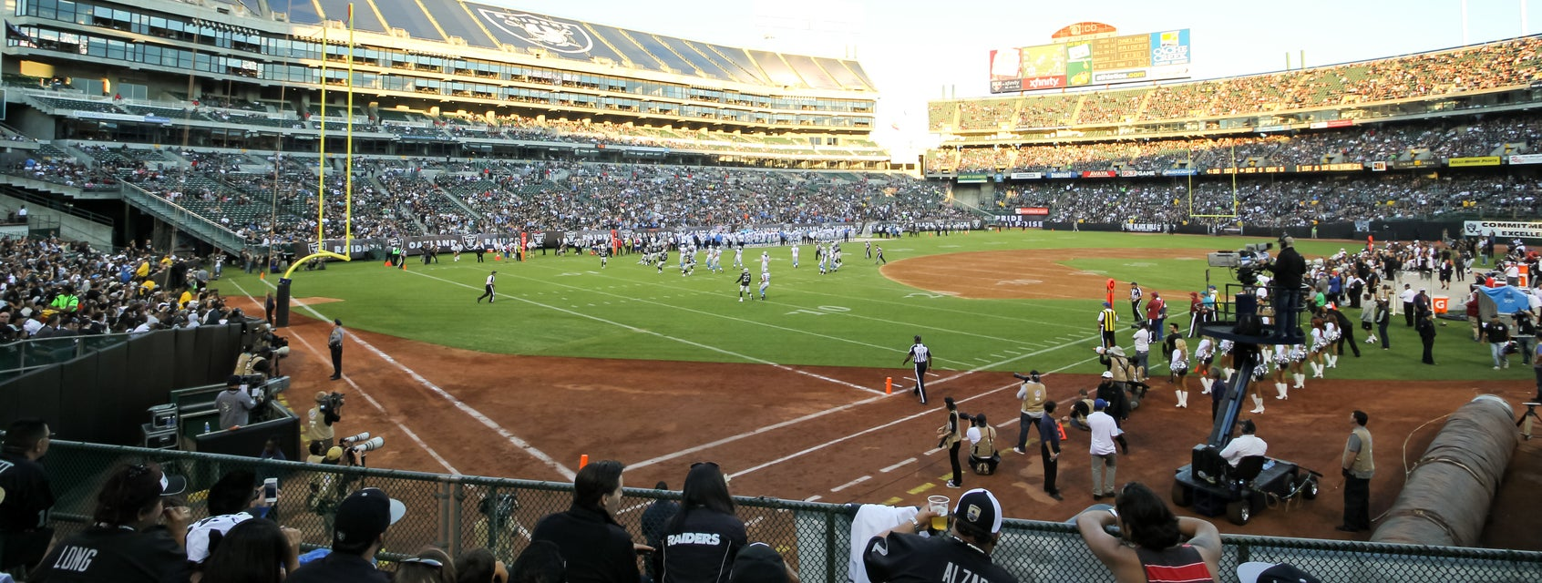 Seat view from Field Corner