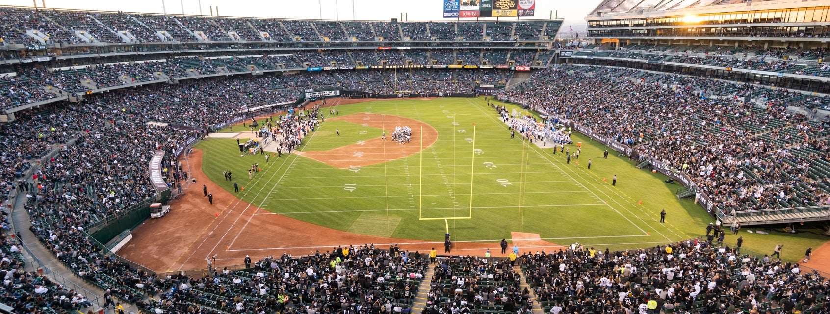 Seat view from Upper Endzone