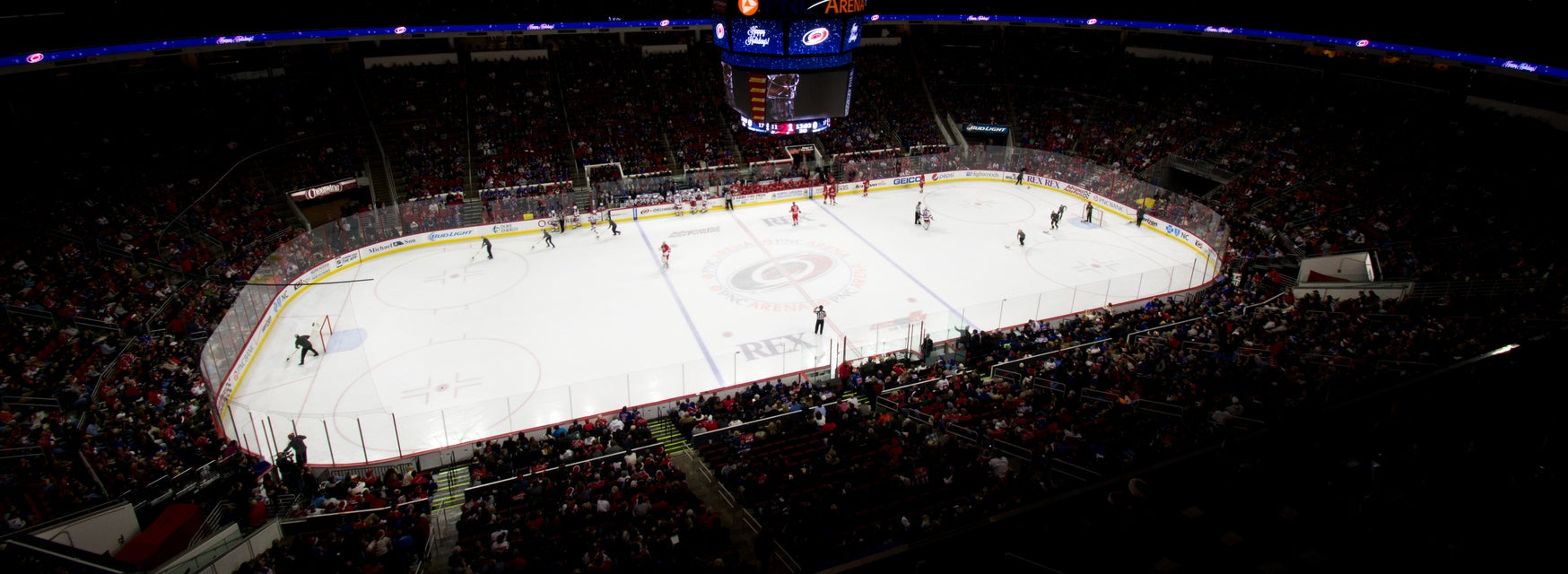 Seat view from Balcony Premier