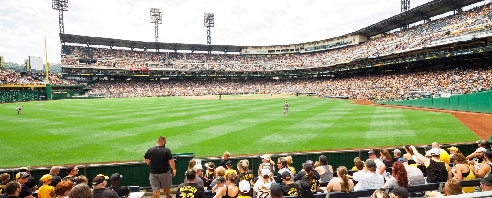 Seat view from Bleacher Reserved
