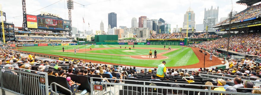 Chicago Cubs at Pittsburgh Pirates at PNC Park Tickets from