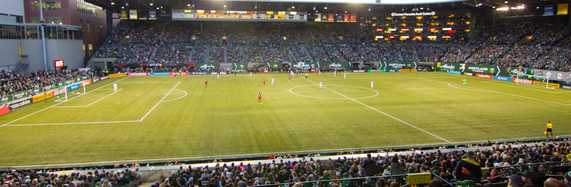Seat view from East Premier