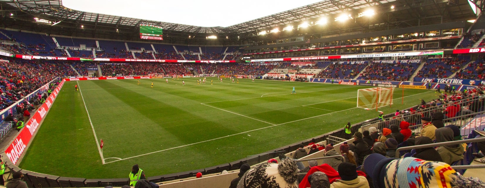 Seat view from Zone Five