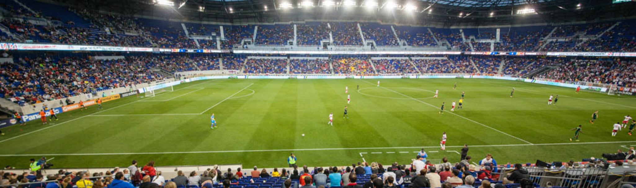 Seat view from Club Seats