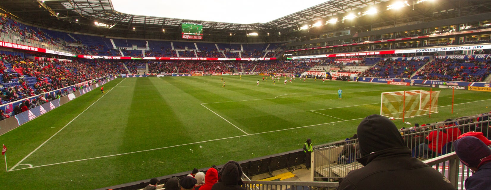 Seat view from Zone Six